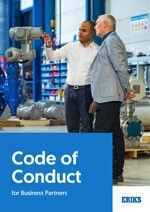 "Broschüre ""Code of Conduct for business partners"""